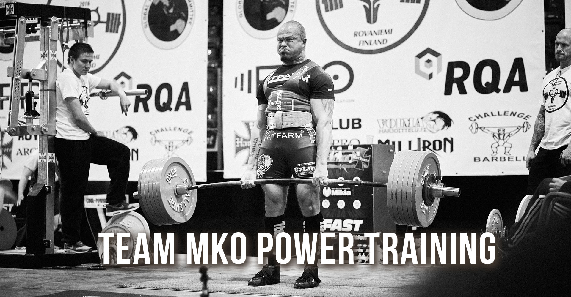 TEAM MKO POWER TRAINING - TAMPERE
