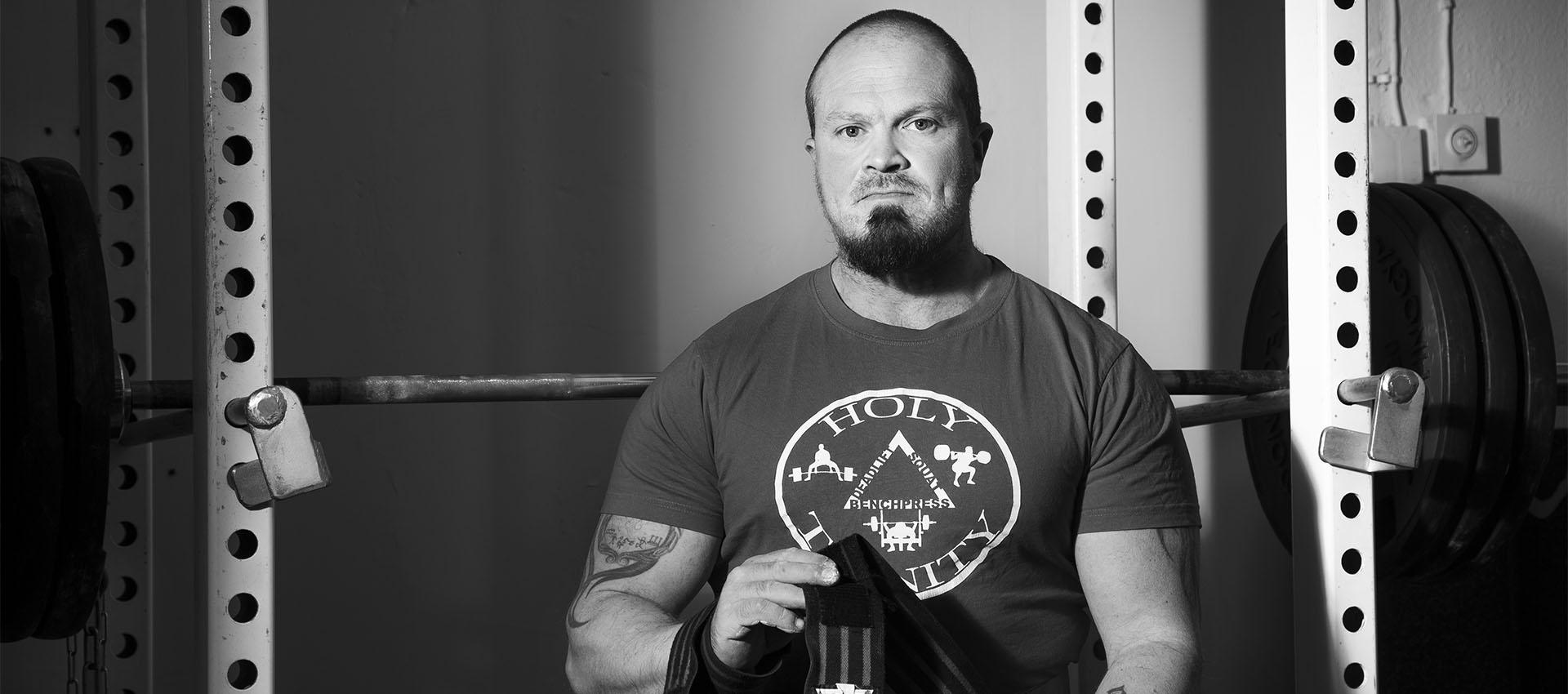 Personal trainer ja voimavalmentaja Mikko Korpeinen - Tampere
